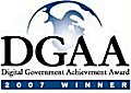 Center for Digital Government Digital Government Achievement Award