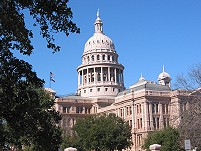 Image of Texas Capitol.